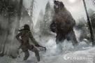 《古墓丽影崛起》艺术概念图赏劳拉英勇战巨熊