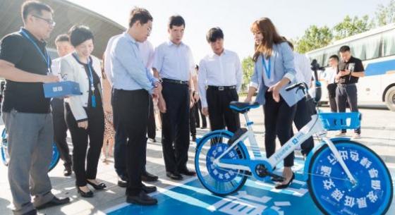 哈啰出行升级共享单车管理新模式